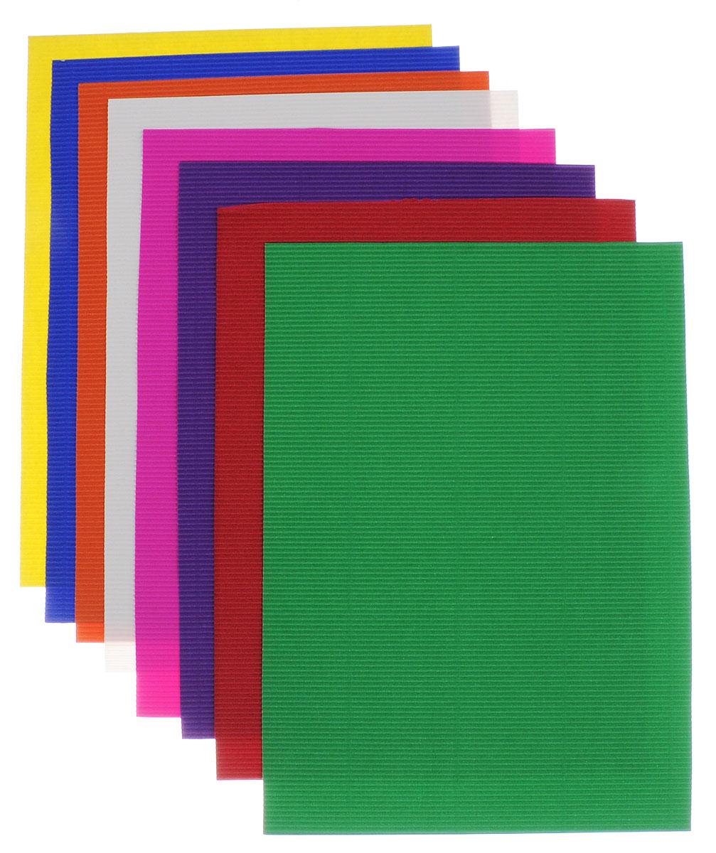Гофриров бумага